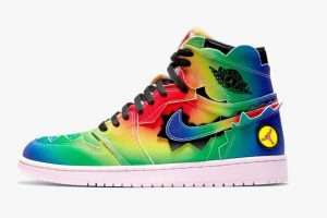 Nike-Air-Jordan-1-J-Balvin-Multi-Colour-Exclusive-Sneaker